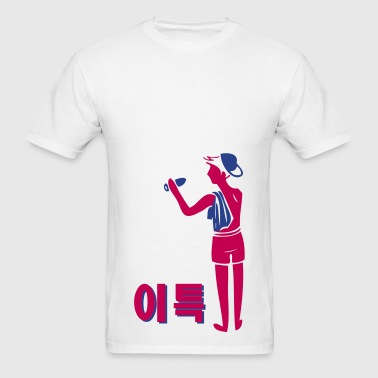 [Super Junior] SPY Leeteuk - Men's T-Shirt
