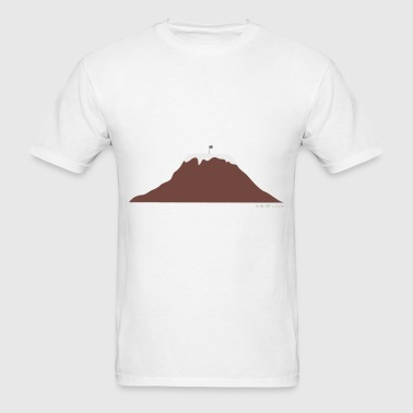TO DO: climb mount kilimanjaro - Men's T-Shirt