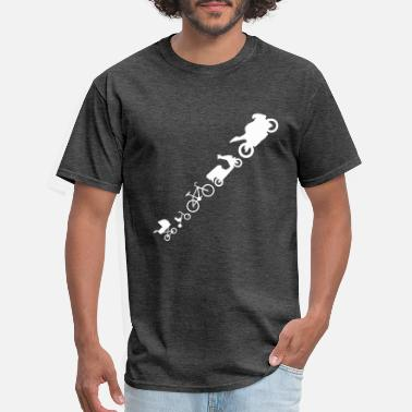 Tricycle motorcycle evolution em582 - Men's T-Shirt