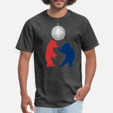 Bust A Move Dancing Bullpen - Men's T-Shirt