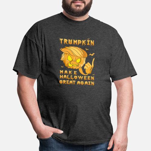 addbcc1fd9b Halloween Trumpkin Funny T-Shirt Men s T-Shirt