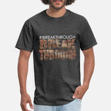Llc I Breakthrough - Men's T-Shirt