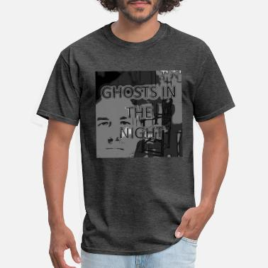 Official Ghosts in The Night Cover Art - Men's T-Shirt