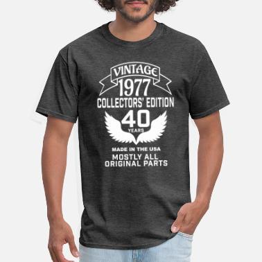 65d0b611d 40th Birthday Party Vintage 40th Birthday - Men's T-Shirt. Men's ...