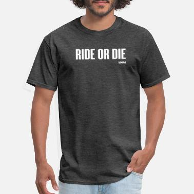 Sex ride or die by wam - Men's T-Shirt