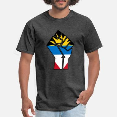 Antigua Power to Antigua - Men's T-Shirt