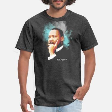 White Hooded T-shirt Men/'s Rebel Minds Ben Franklin Martin Luther King Jr