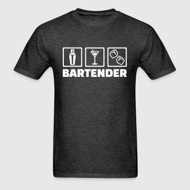 Bartender - Men's T-Shirt
