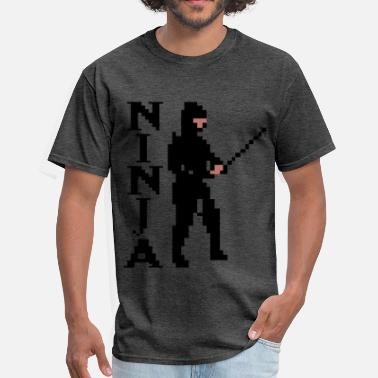 The Last Ninja The Last Ninja Pixel Art - Men's T-Shirt