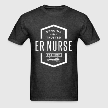 ER Nurse - Men's T-Shirt