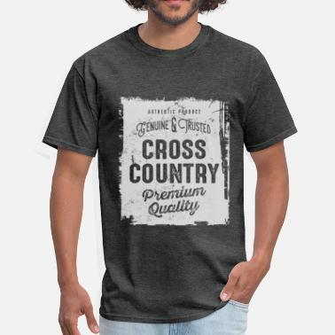 Cross Cross Country - Men's T-Shirt