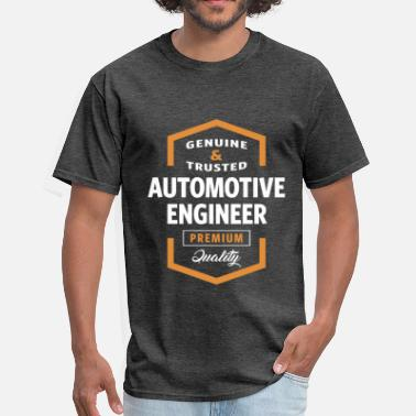 Engineering Logo Automotive Engineer Logo Gift Ideas - Men's T-Shirt
