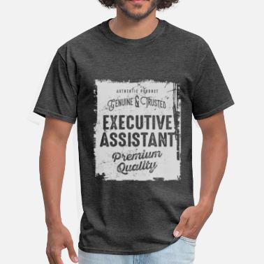 Genuine Executive Assistant - Men's T-Shirt