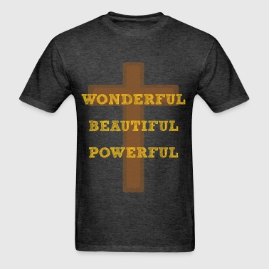 Name of Jesus - Men's T-Shirt