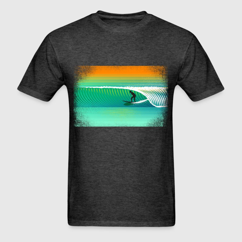 Indigo Surf Miami Beach - Men's T-Shirt