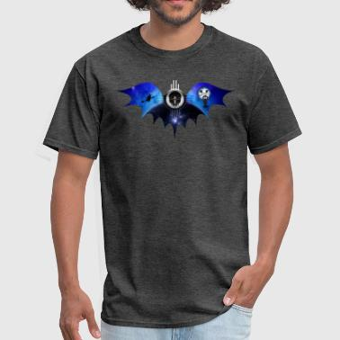 Bat Wings Space Gothic - Men's T-Shirt