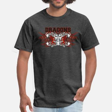 Team Dragon Team Dragons - Men's T-Shirt