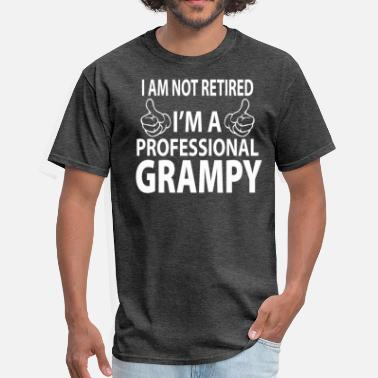 Grampy Grampy - Men's T-Shirt