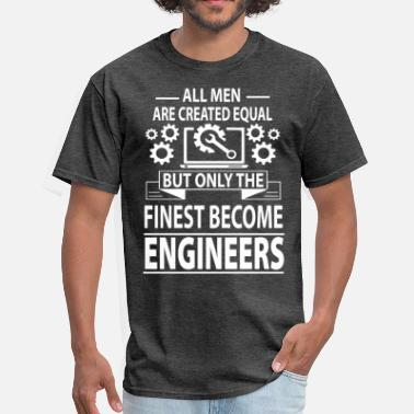Mechatronic Engineer Engineer - Men's T-Shirt