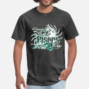 Pisces The Fish Pisces The Fishes - Men's T-Shirt