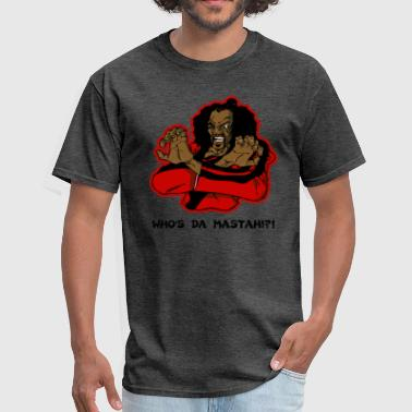 Nuff shonuff_tee_concept2_final - Men's T-Shirt