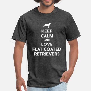 Flat-coated Retriever Flat Coated Retriever - Men's T-Shirt