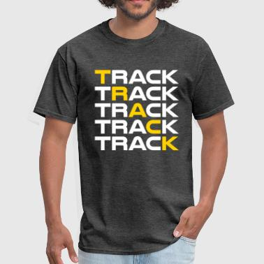 Track And Field TRACK - Men's T-Shirt
