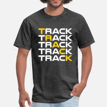 Tracks TRACK - Men's T-Shirt