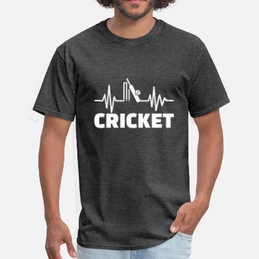 Cricket Game Cricket - Men's T-Shirt