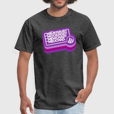 Meuchad_PhoneticPurp - Men's T-Shirt