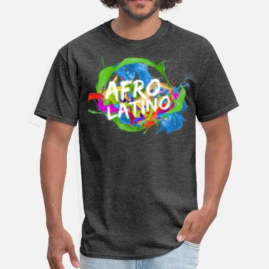 Afro-latino Afro Latino Colorful Tee - Men's T-Shirt