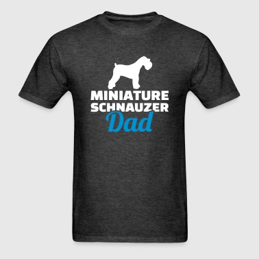 Miniature Schnauzer - Men's T-Shirt