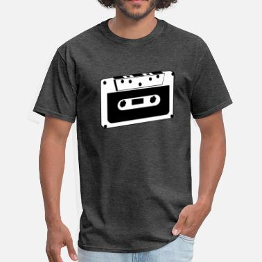 Tape Retro vintage music tape - Men's T-Shirt