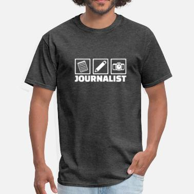 Tv Reporter Journalist - Men's T-Shirt
