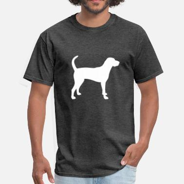 Redbone American English Coonhound - Men's T-Shirt