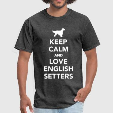 English Setter - Men's T-Shirt