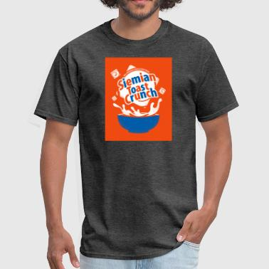 Siemian Toast Crunch - Men's T-Shirt