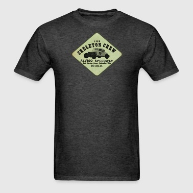 Vintage Stock Car Raceway - Men's T-Shirt