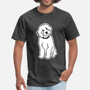 Goldendoodle Goldendoodle - Men's T-Shirt