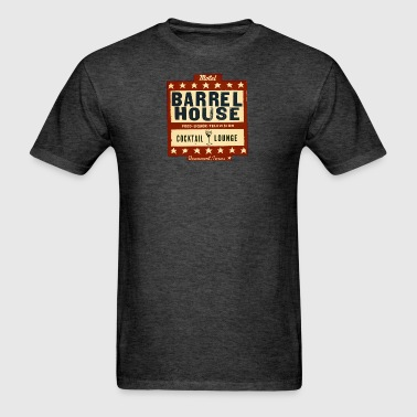 Barrel House Bar & Motel - Men's T-Shirt