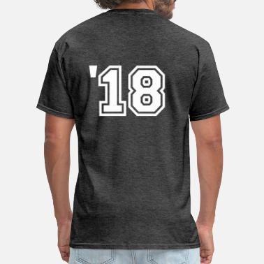 At 18 18 - Men's T-Shirt