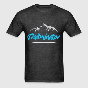Trailminator - Trail Running - Men's T-Shirt