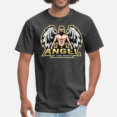 Youtuber Angels AngeloftheNight091 T-Shirt - Men's T-Shirt