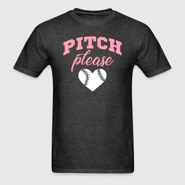 Pitch please - Men's T-Shirt