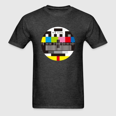 Television No Signal - Men's T-Shirt