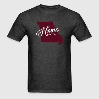 Missouri is My Home - Men's T-Shirt