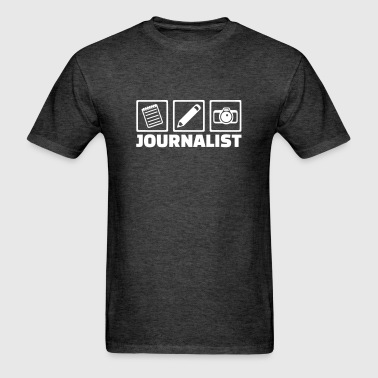 Journalist - Men's T-Shirt