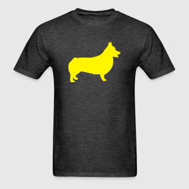 Welsh Corgi Pembroke - Men's T-Shirt