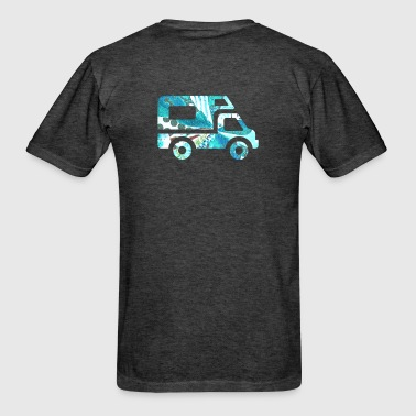 Happy Camper - Men's T-Shirt