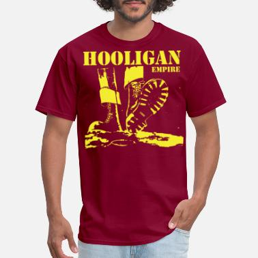 Hooligans Hooligan Empire MoonStomp - Men's T-Shirt